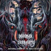 INHUMAN DEPRAVITY Nocturnal Carnage By The Unholy Desecrator CD