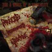 3 WAYS OF A BRUTALITY - PARRICIDE / INCARNATED / REEXAMINE CD