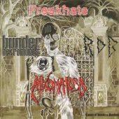 4 Way Split MIXOMATOSIS / RDB / FREAKHATE / BUNDER NECROMUNDA CD