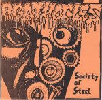 AGATHOCLES / ABSTAIN Split EP