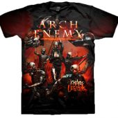 ARCH ENEMY KHAOS LEGIONS AO ALL PRINT T-Shirt