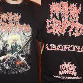 ARTERY ERUPTION Abortion T-shirt