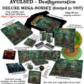 AVULSED Deathgeneration BOX
