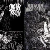 HUMAN MASTICATION / SMALLPOX AROMA SPLIT EP