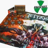 TESTAMENT Brotherhood Of The Snake CD/EP's-BOX