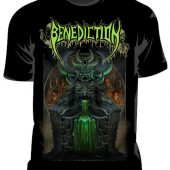 BENEDICTION The Rubicon T-shirt