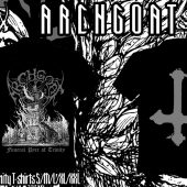 ARCHGOAT Funeral Pyre Of Trinity T-shirt