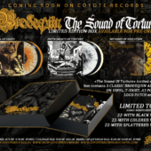 BRODEQUIN - The Sound Of Torture - Splattered LP's Box Set