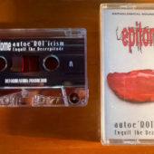 EPITOMEAutoe'ROT'icism+Engulf The Decrepitude PRO-TAPE